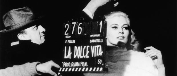 """Spektakl Sopockiego Teatru Tańca """"Coś pięknego"""", zainspirowany słynnymi filmami Federico Felliniego (m.in. """"Dolce Vita""""), będzie miał premierę 22 kwietnia w Teatrze na Plaży."""