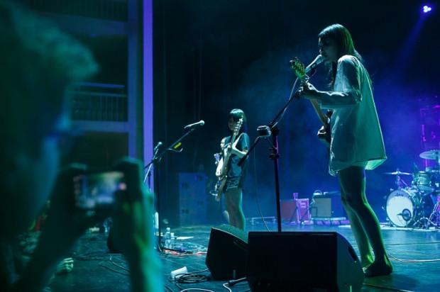 Tricot wystąpił w Polsce po raz pierwszy.