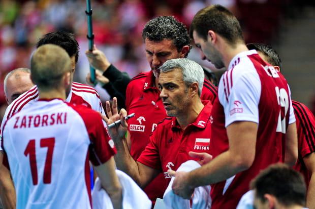 Andrea Anastasi i Andrea Gardiny współpracowali razem w kadrze Polski.