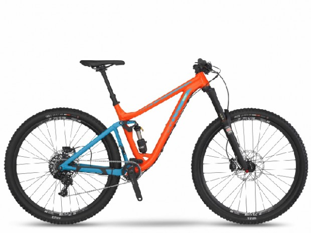 Rower górski BMC trailfox 03 X1