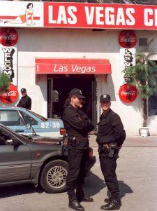 Klub Las Vegas w Gdyni - Chwarznie. Miejsce, w którym zastrzelono Nikodema S.