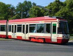 ...oraz jeżdżące po Gdańsku od siedmiu lat Citadisy.
