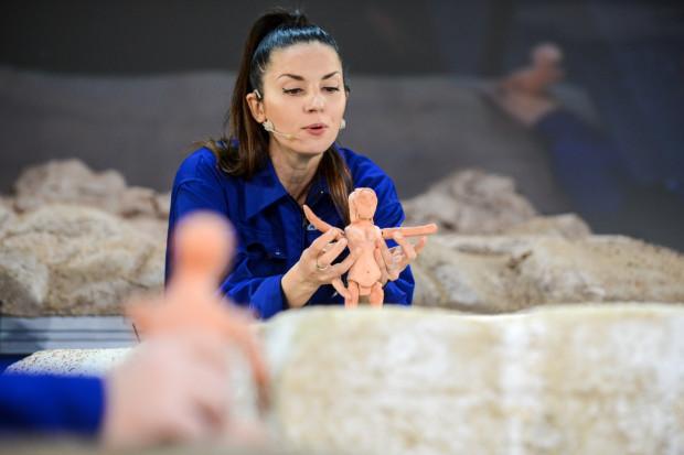 """Premiera """"Krzyżaków"""" w niedzielę w Teatrze Miniatura."""