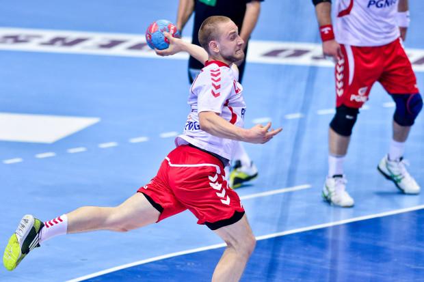 """Michał Daszek jest jednym z dwóch absolwentów SMS Gdańsk, który znalazł się w """"16"""" na turniej kwalifikacyjny do igrzysk olimpijskich."""