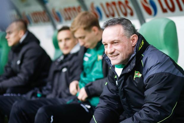 Piotr Nowak z optymizmem czeka na sobotni mecz.
