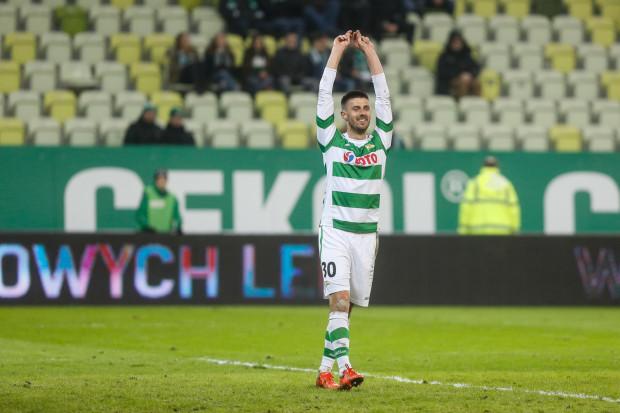 Grzegorz Kuświk nie wiem jeszcze co zrobi, gdyby strzelił gola Ruchowi, ale nie wyobraża sobie innego scenariusza jak awans Lechii do grupy mistrzowskiej.
