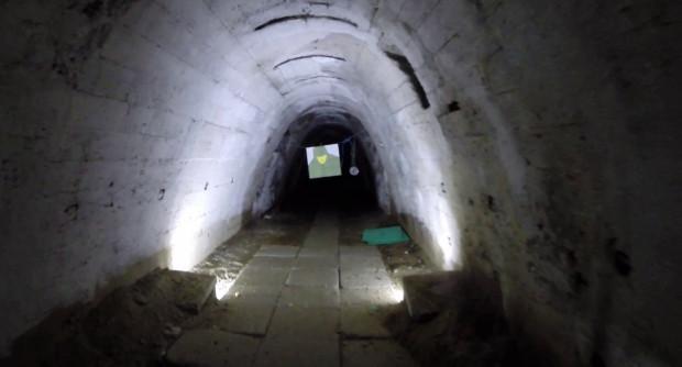 Na uczestników w bunkrach będą czekały m.in. tarcze, do których będzie można strzelać.