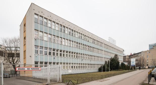 Ten budynek przy al. Grunwaldzkiej zostanie zburzony w momencie rozbudowy Galerii Bałtyckiej.