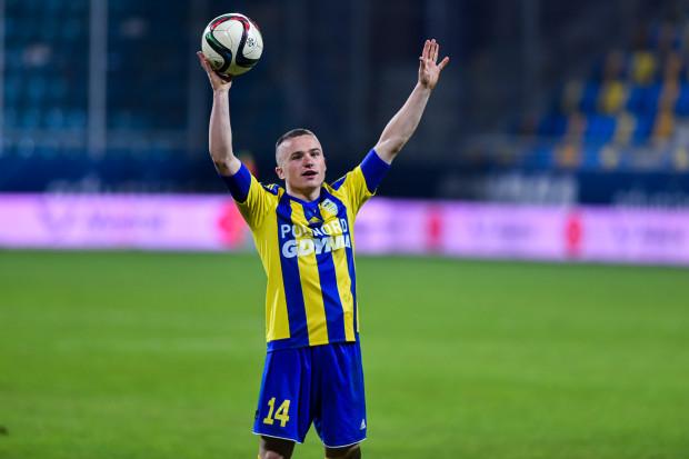Michał Nalepa do rywali Arki w I lidze: My już awansowaliśmy. Musielibyśmy być frajerami, aby stało się inaczej.