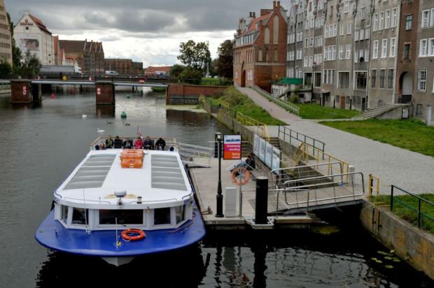 Miejskie tramwaje wodne wypłyną w rejsy 1 maja.