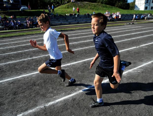 Organizatorzy 2. PZU Gdańsk Maraton pomyśleli o najmłodszy miłośnikach biegania i przygotowali dla nich specjalną ofertę startów.