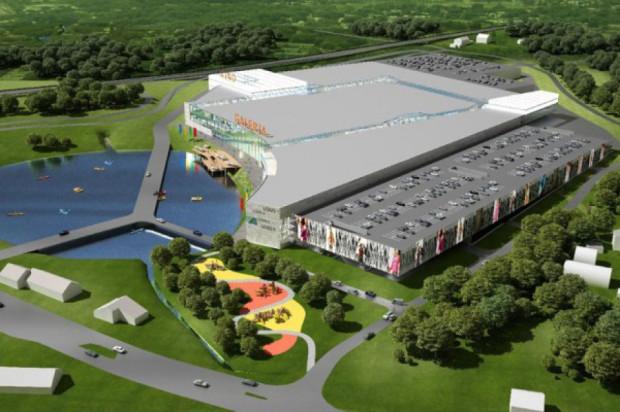 Tak na projekcie sprzed kilku lat prezentowało się centrum handlowe AIG Lincoln.