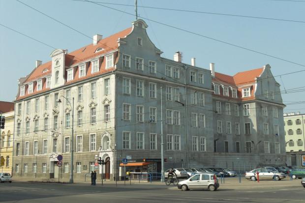 Budynek Komisariatu Generalnego RP w WMG w latach 1921 - 1939. Dziś Komenda Miejska Policji w Gdańsku.