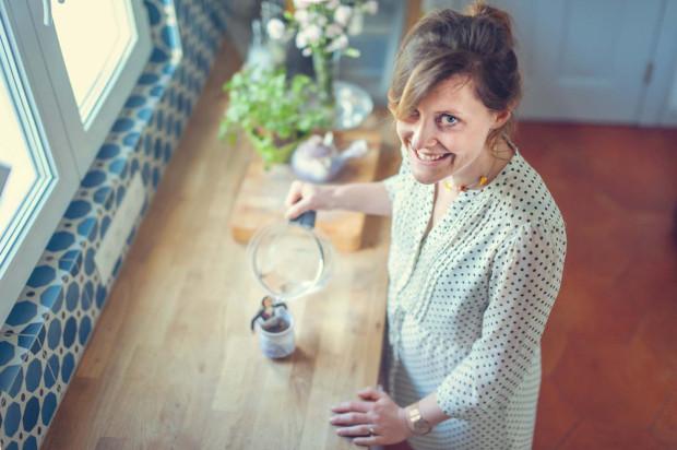 Aniela Zienkiewicz - pomysłodawczyni i założycielka marki Herboludy.