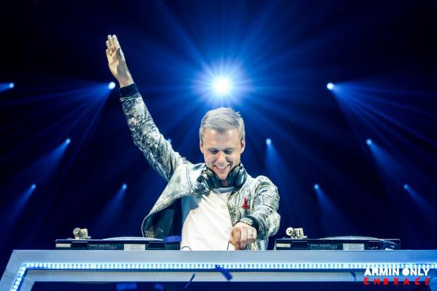 W sobotę Armin van Buuren zagra w Ergo Arenie.