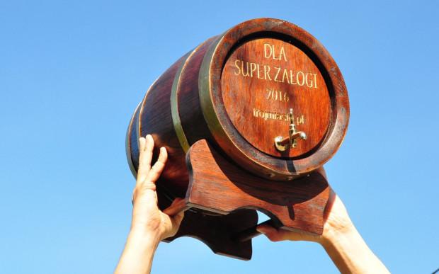Jak co roku podczas imprezy integracyjnej odbył się konkurs dla załóg. Zwycięzcy otrzymali 10-litrową beczkę rumu od naszej redakcji.