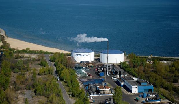 Port Service od lat mieści się przy Westerplatte.