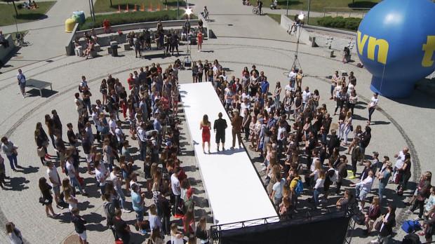 W gdańskim castingu udział wzięło kilkadziesiąt osób.