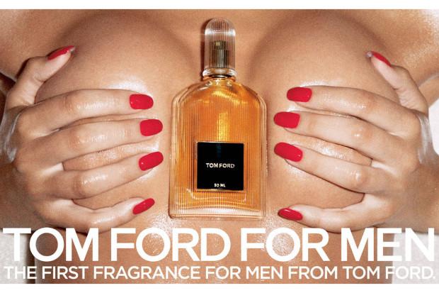 Męskie perfumy od Toma Forda.
