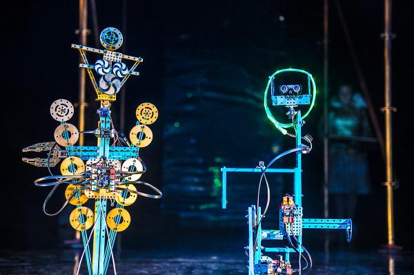 Bajki Robotów w Teatrze Miniatura - warto.
