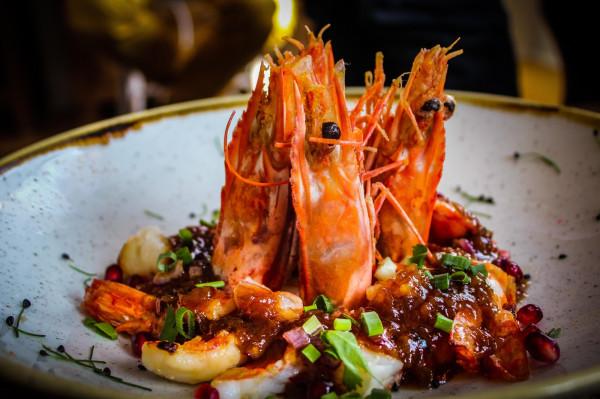 W Thao Thai zjemy dania orientalnej kuchni fusion.