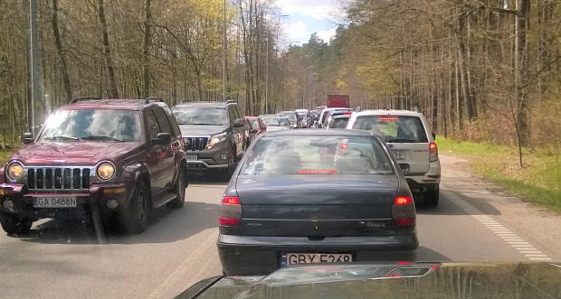 Poszerzenie ul. Spacerowej i budowa tunelu pod Pachołkiem (bez buspasów) pozwolą dwukrotnie zwiększyć liczbę poruszających się aut między Dolnym a Górnym Tarasem.