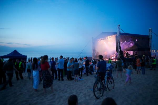 Fląder Festiwal i towarzyszący mu Present Performance potrwają od piątku do soboty. Wstęp wolny.