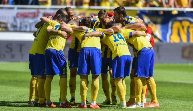 Piłkarze Arki nie widzieli się raptem 10 dni. Większość z nich ponownie spotka się w czwartek, na pierwszym treningu przed nowym sezonem ekstraklasy.