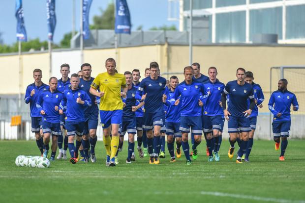 Piłkarze Arki wbiegli w przygotowania do sezonu 2016/17.