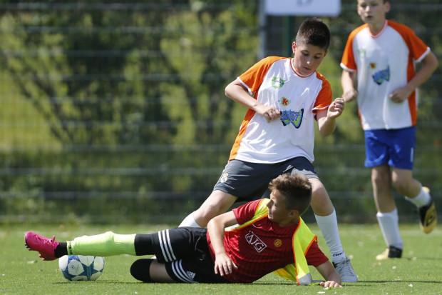 W turnieju Do przerwy 0:1 nie brakuje walki, ale wszystko musi odbywać się w ramach zasady fair play.