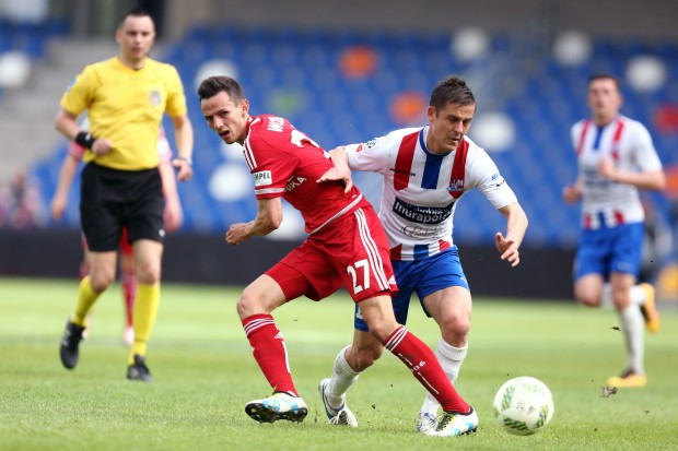 Rafał Wolski (nr 27) w ekstraklasie ma jak na pomocnika doskonałe statystyki: 39 meczów, 10 goli. Ostatnie pół roku spędził w Wiśle Kraków.