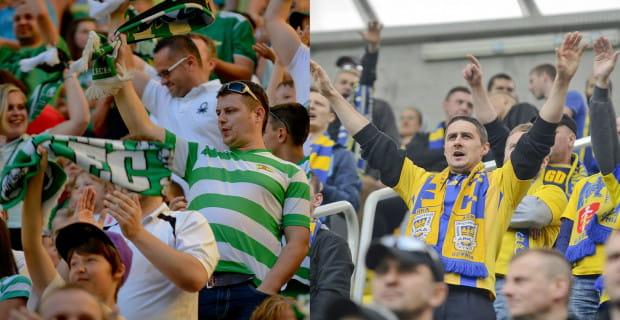 Trójmiejscy kibice w nowym sezonie będą mogli oglądać mecze ekstraklasy zarówno w Gdyni jak i w Gdańsku.