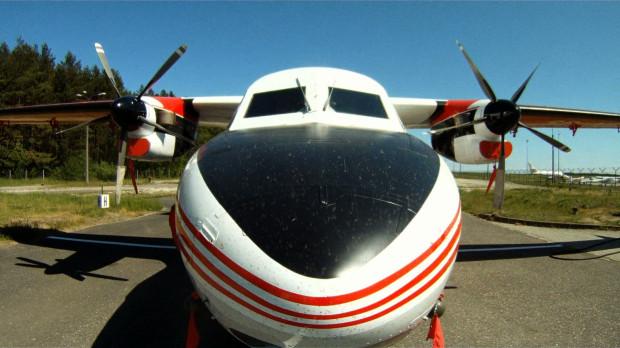 Turbolet L-410 z powodu usterki silnika ma mieć ok. dwumiesięczną przerwę w lotach.