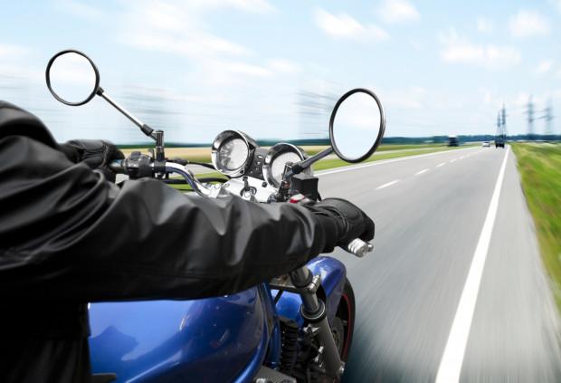 Należyty szacunek, rozsądek i pokora - to przepis na udaną motocyklową przygodę.