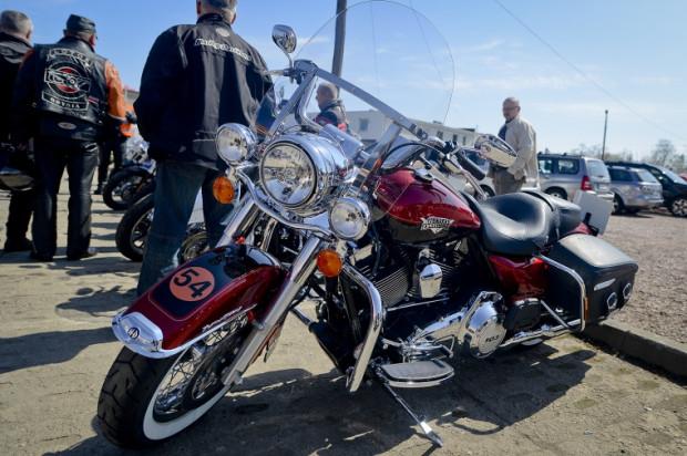 Marzenie wielu motocyklistów.