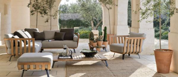 Kamień, drewno, kamionka, barwy ziemi - styl śródziemnomorski czerpie z natury.