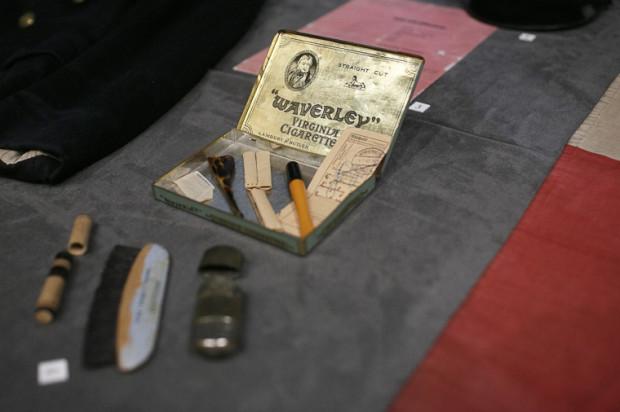 Do chwili obecnej zebrano i zarejestrowano ponad 40 tys. eksponatów, z których spora część prezentowana będzie w Muzeum II Wojny Światowej.
