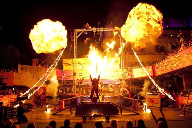 Największym wydarzeniem Festiwalu Feta będzie podwójny występ Burnt Out Punks, którzy zostaną bohaterami ostatnich występów w sobotę (godz. 23) i niedzielę (od 22) na Reducie Wyskok.