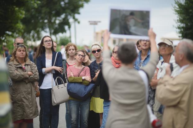 Spacer filmowy szlakiem planów zdjęciowych w ramach Sopot Film Festival.