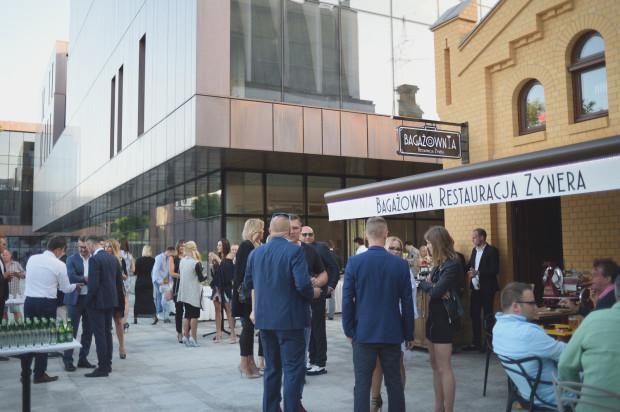 Otwarcie Bagażowni Restauracji Zynera w Sopot Centrum.