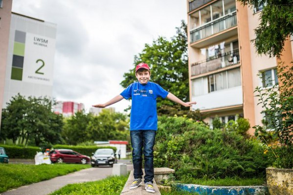 12-letni Mikołaj z Gdańska cierpi na Zespół Pradera-Williego. To choroba, która objawia się m.in. ciągłym i niemożliwym do zaspokojenia uczuciem głodu.