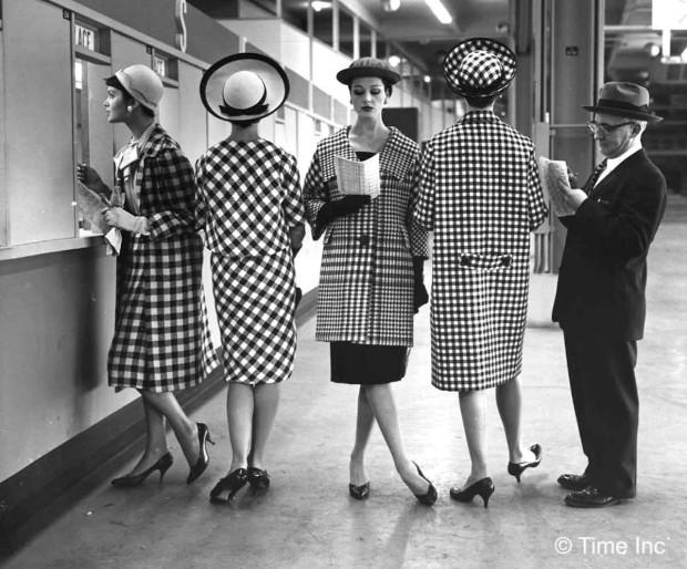 Oryginalne projekty z lat 50. są dziś nie mniej pożądane, niż te z bieżących kolekcji projektantów.