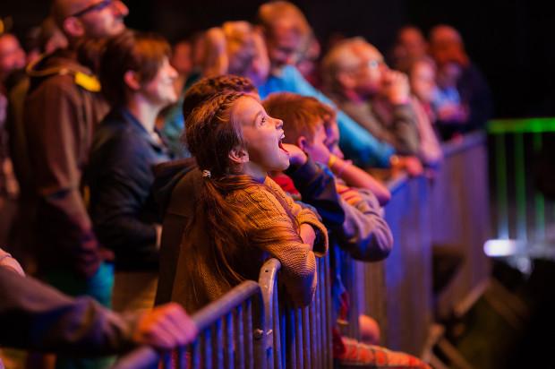 Gdyńska Globaltica słynie nie tylko z dobrej muzyki, ale i wspaniałej atmosfery. Festiwal potrwa do soboty.