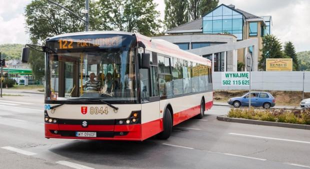Podróżując linią 122 wewnątrz Sopotu możemy kasować stare bilety ZTM Gdańsk, ale jadąc nią do Gdańska trzeba kupić bilety według nowego cennika.