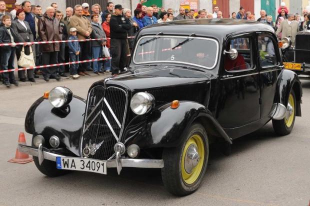 Do Trójmiasta przyjadą 32 pojazdy z różnych motoryzacyjnych epok.