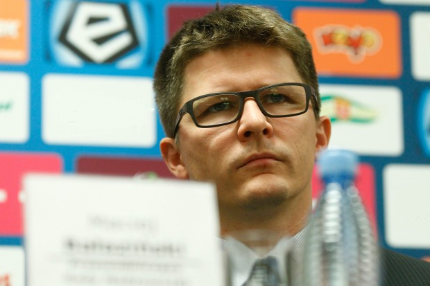 Maciej Bałaziński pełnił w Lechii rolę prokurenta i dyrektora zarządzającego. Teraz trafił do zarządu w roli wiceprezesa.