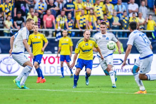 Rafała Siemawszko dołączył do siedmiu jubileuszowych strzelców ekstraklasowych bramek dla Arki. Jeszcze w tym sezonie możemy poznać dziewiątego.