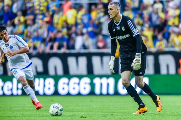 Konrad Jałocha nie miał w dwóch ostatnich ostatnich meczach zbyt wiele pracy. Kiedy musiał coś wybronić, robił to jednak perfekcyjnie. Sprzyjało mu także szczęście.