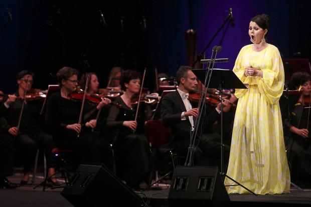 Aleksandra Kurzak oczarowała publiczność od pierwszej chwili.