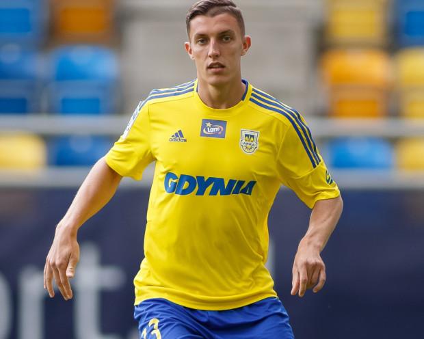 Damian Zbozień zapowiada, że rywalizując z nim o miejsce na prawej stronie obrony Tadeusz Socha nie będzie miał lekko.
